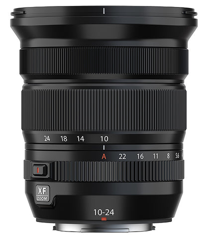 Fujifilm XF 10-24mm F4.0 O.I.S lens (New Model)