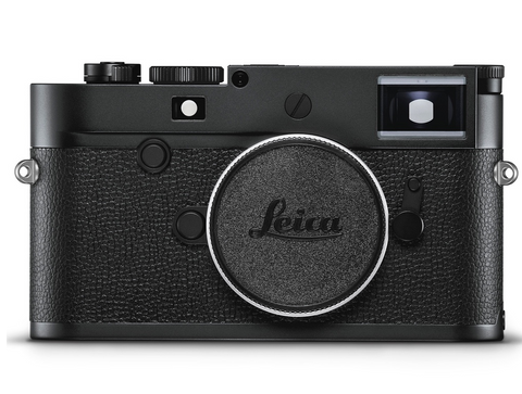 Leica M10 Monochrom Rangefinder camera body (black)
