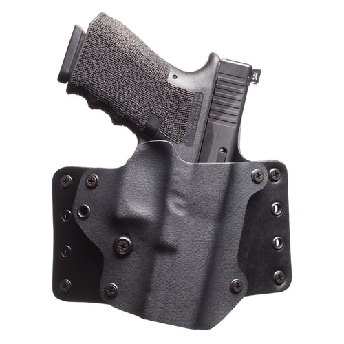 BlackPoint Leather Wing Holster, Glock - www.unitedruckerssupplycom