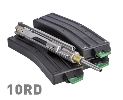 CMMG 22LR Conversion Kit, Bravo W/ 3X 10RD Magazines