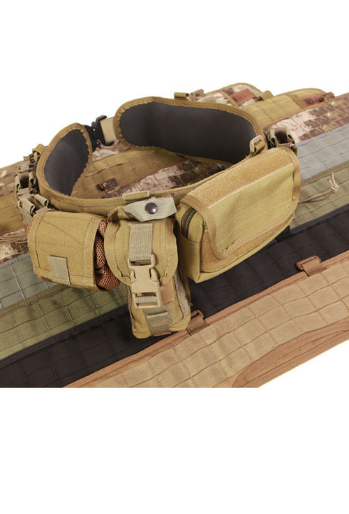 HSGI Sure Grip Padded Belt - www.unitedruckerssupplycom