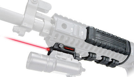 Lasermax Rail Mounted Laser, Rifle Value Pack