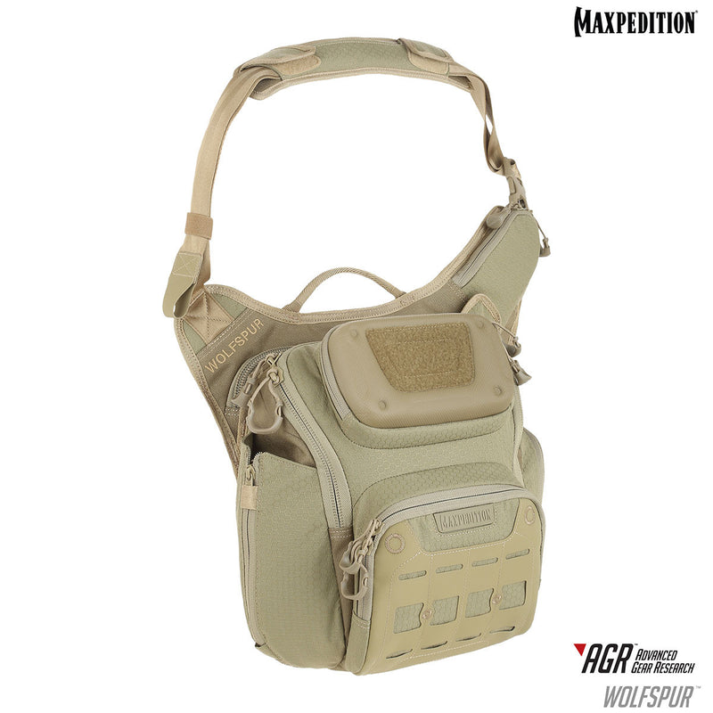 Maxpedition AGR Wolfspur Crossbody Shoulder Ba - www.unitedruckerssupplycom