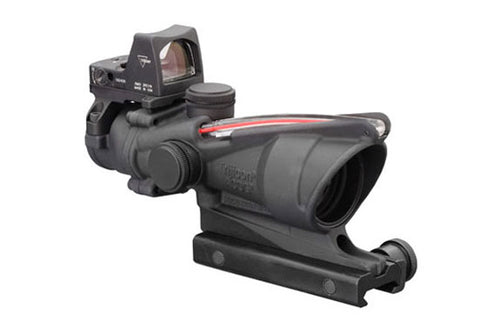 Trijicon 4X32 Acog W/ RMR Type 2 Sight