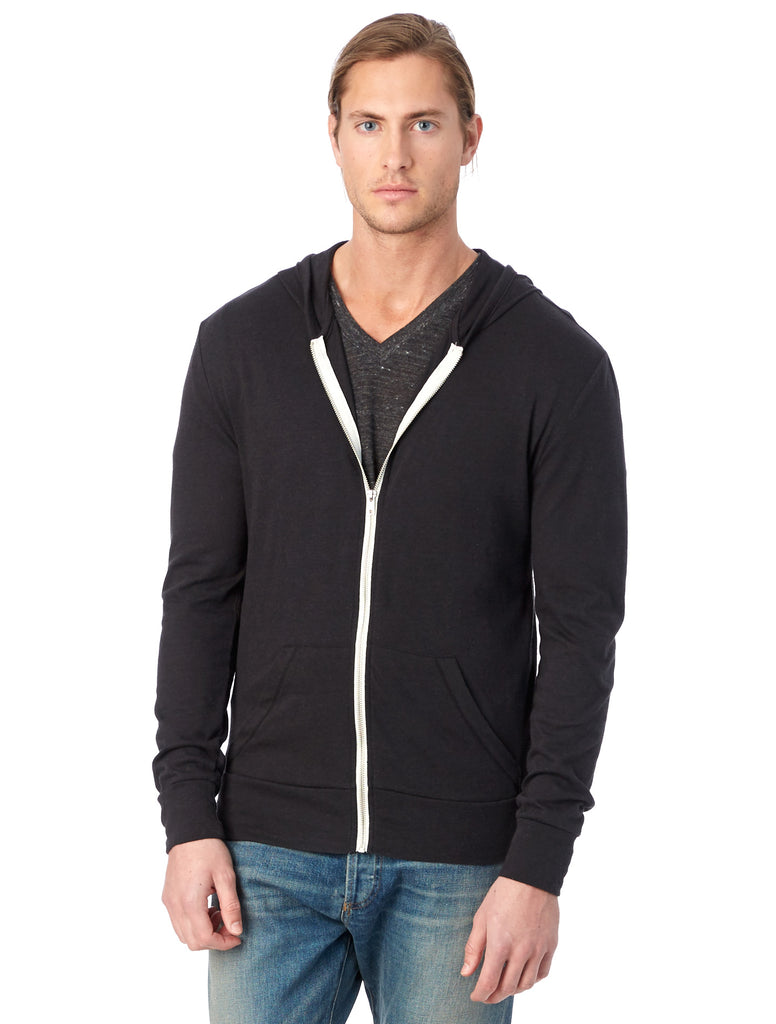 Alternative Apparel Eco Zip Hoodie