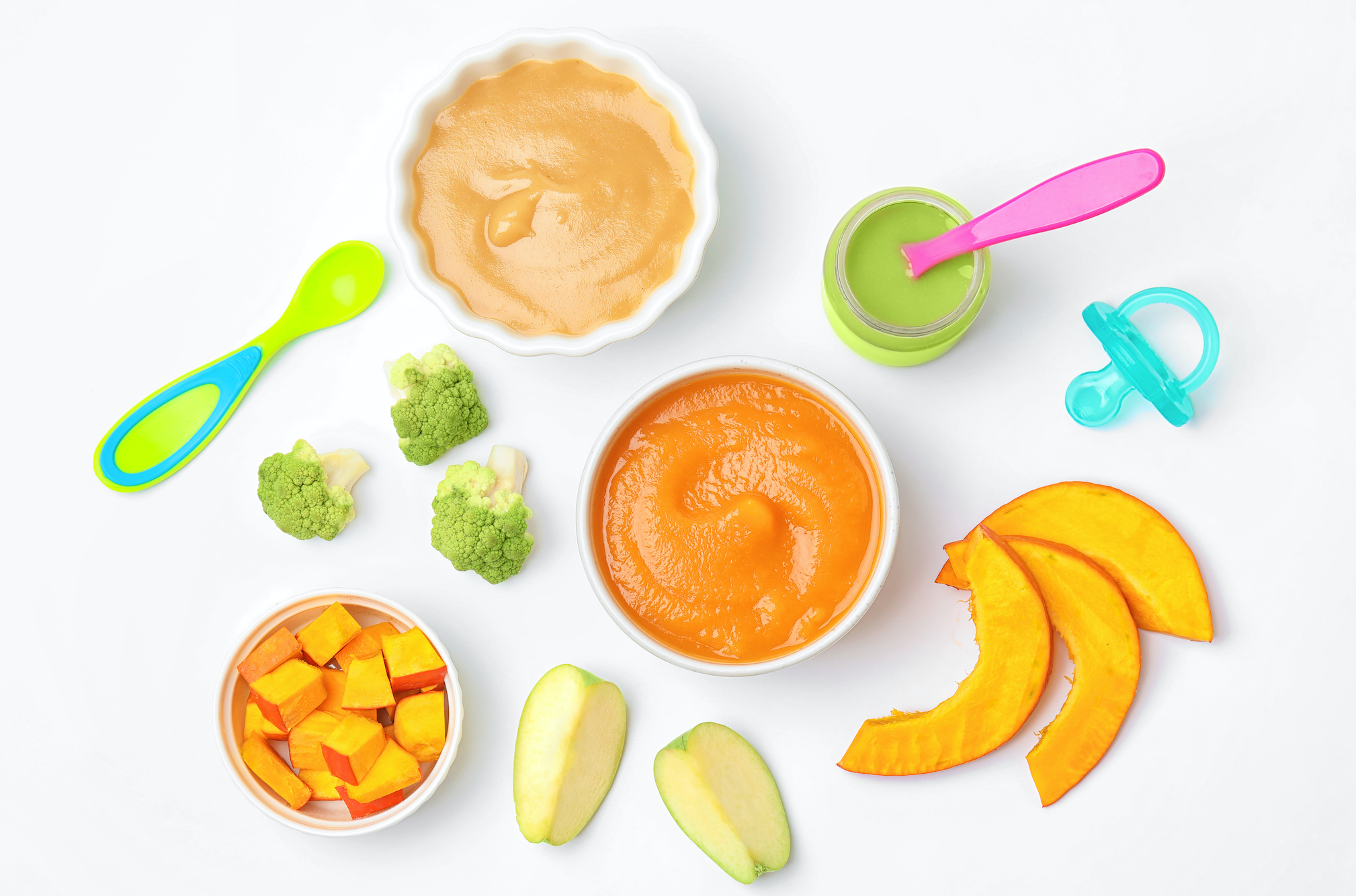 The Most Important Vitamins Needed Now That Baby Is On Solids