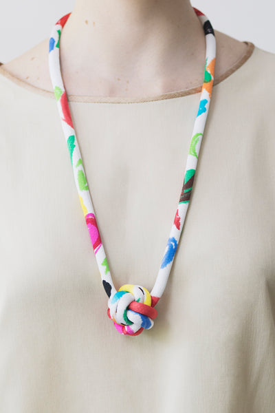 Collar Bola Multicolor