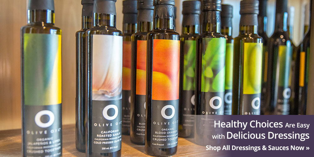 O Olive Oil Dipping Oils and Dressings