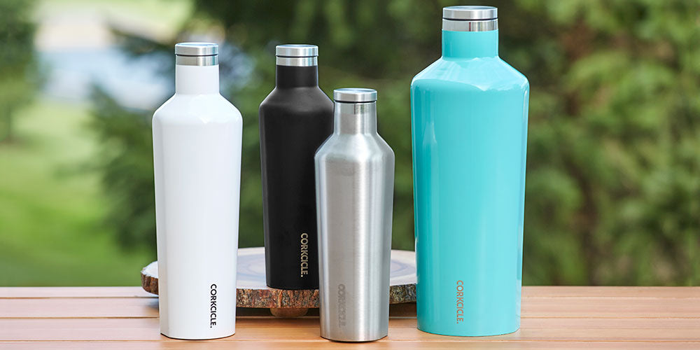 Corkcicle Water Bottles