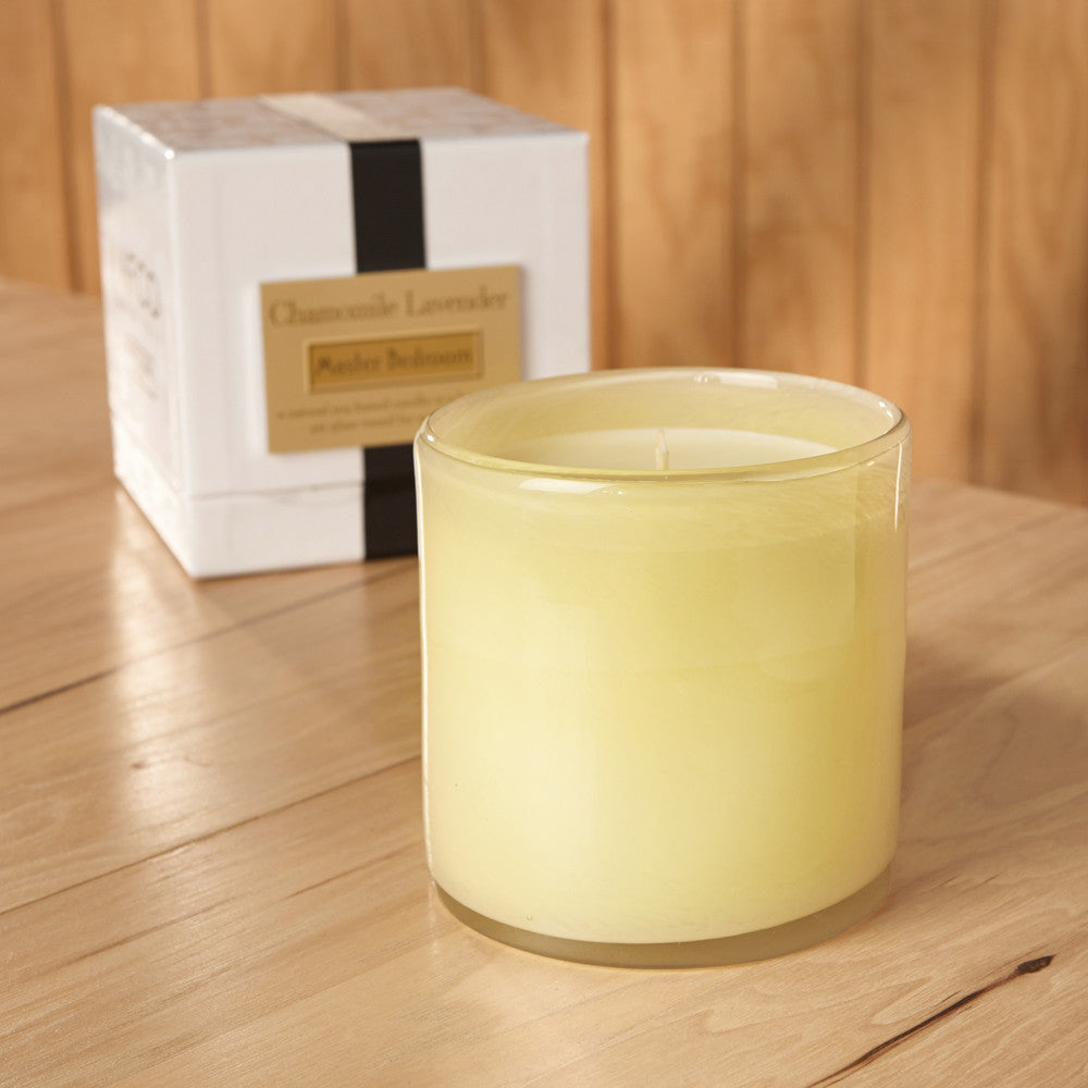 "LAFCO Candle - Chamomile Lavender ""Master Bedroom"" - 15.5 oz and 30 oz"