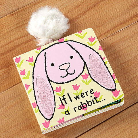 """If I Were a Rabbit"" Children's Book by Jellycat"