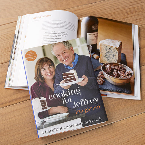 """Cooking for Jeffrey"" by Ina Garten"