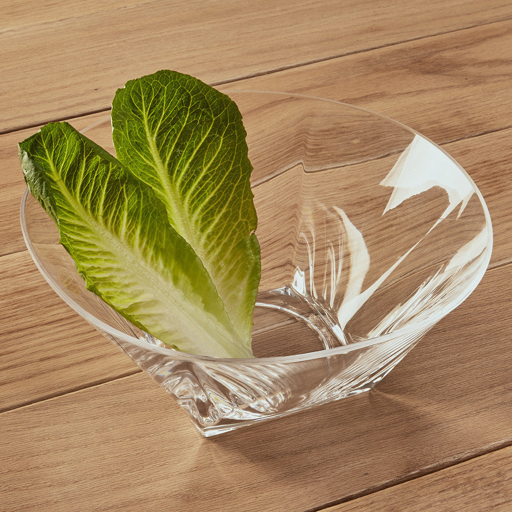 Grainware Acrylic Savannah Salad Bowl