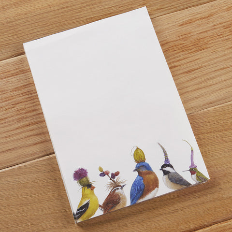 """Backyard Party"" Notepad"