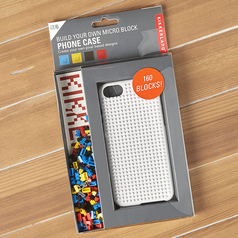 Build Your Own iPhone 6/7 Case