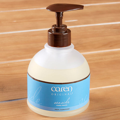 Caren Original Hand Wash Liquid Soap, Seaside