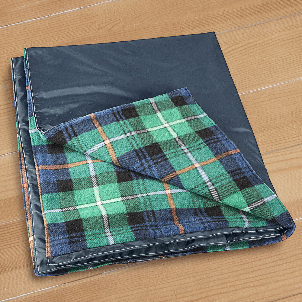 Explorer Picnic Blanket, Plaid