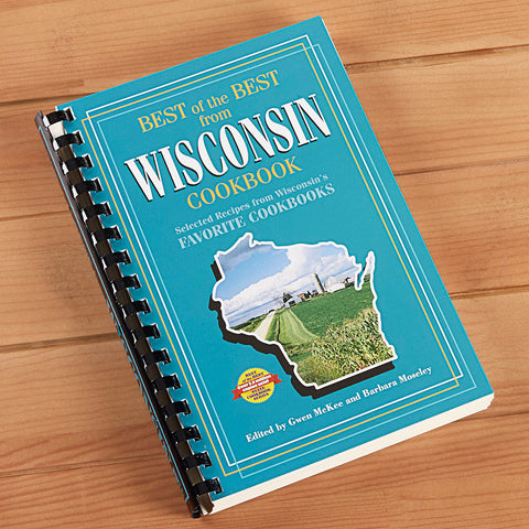 """Best of the Best from Wisconsin Cookbook: Selected Recipes from Wisconsin's Favorite Cookbooks"""