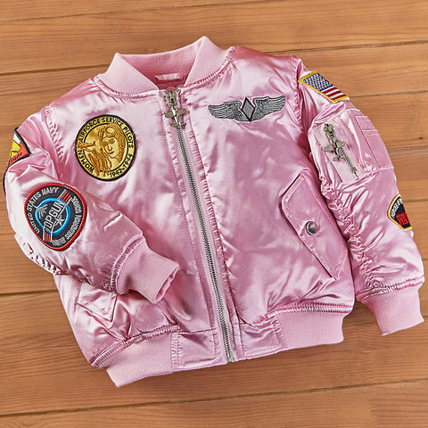 MA-1 Flight Jacket, Girls