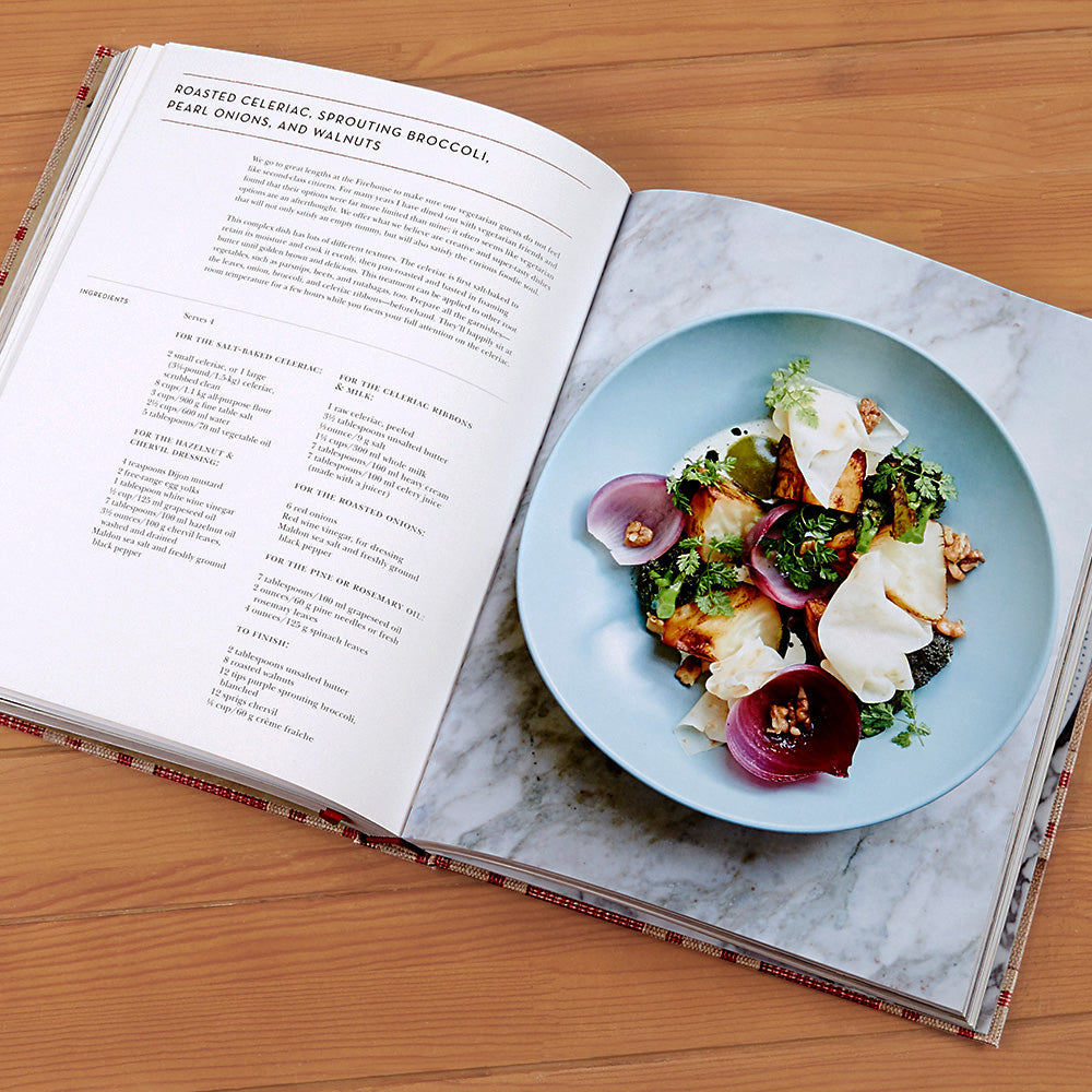 """Chiltern Firehouse: The Cookbook"" by Nuno Mendes and André Balazs"