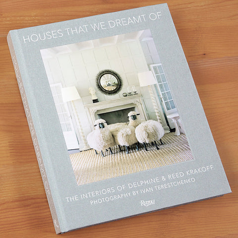 """Houses That We Dreamt of"" by Delphine and Reed Krakoff"