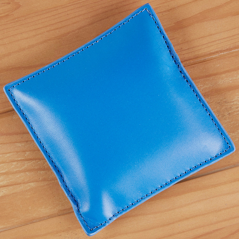 Leather Square Paperweight