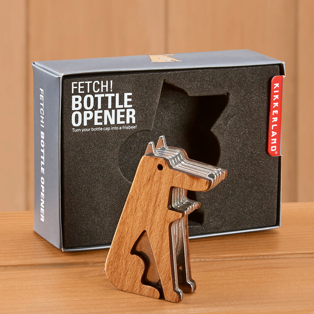 Fetch! Dog Bottle Opener