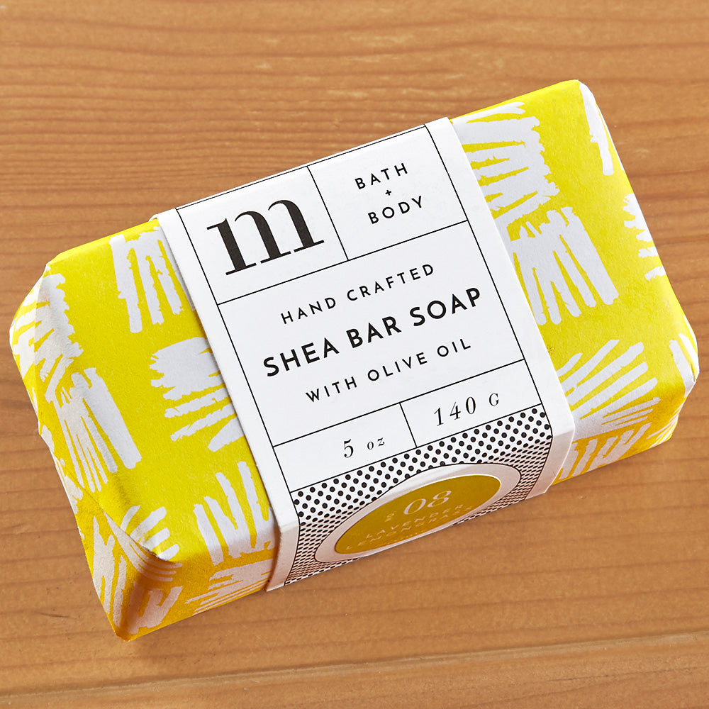 Shea Bar Soap by Mixture