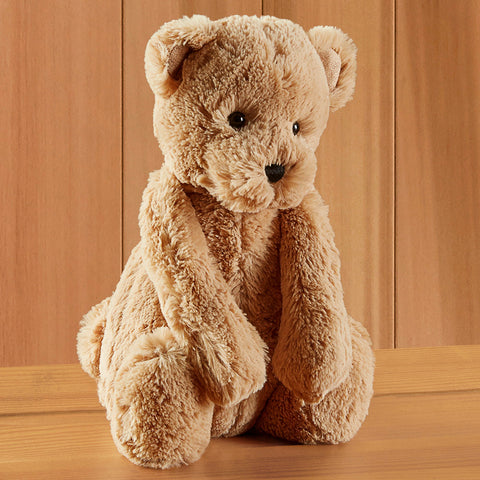 Bashful Honey Bear Stuffed Animal by Jellycat