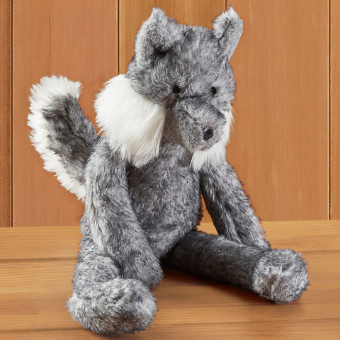 Jellycat Stuffed Animal Plush Toy - Wilderness Wolf