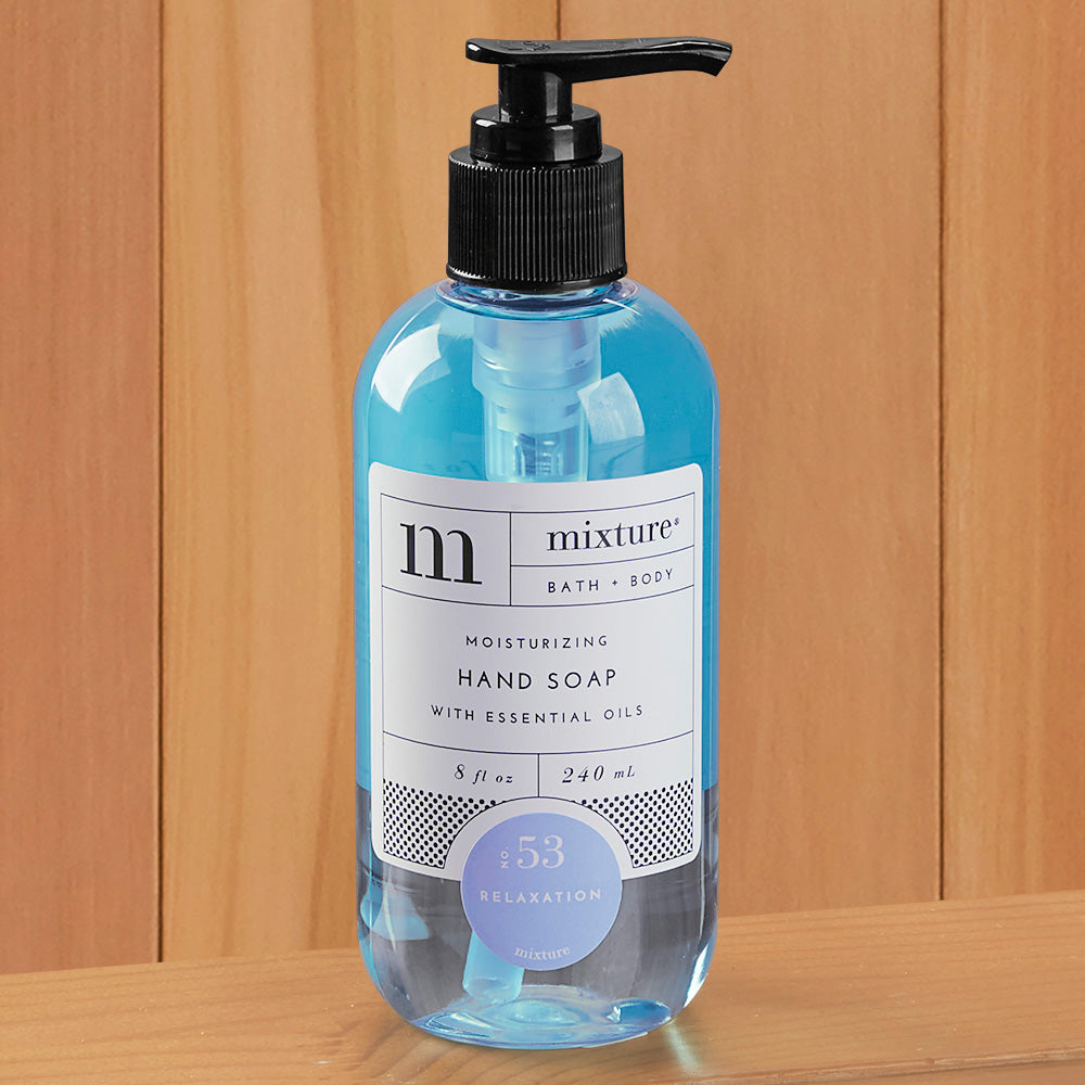 Moisturizing Hand Soap by Mixture