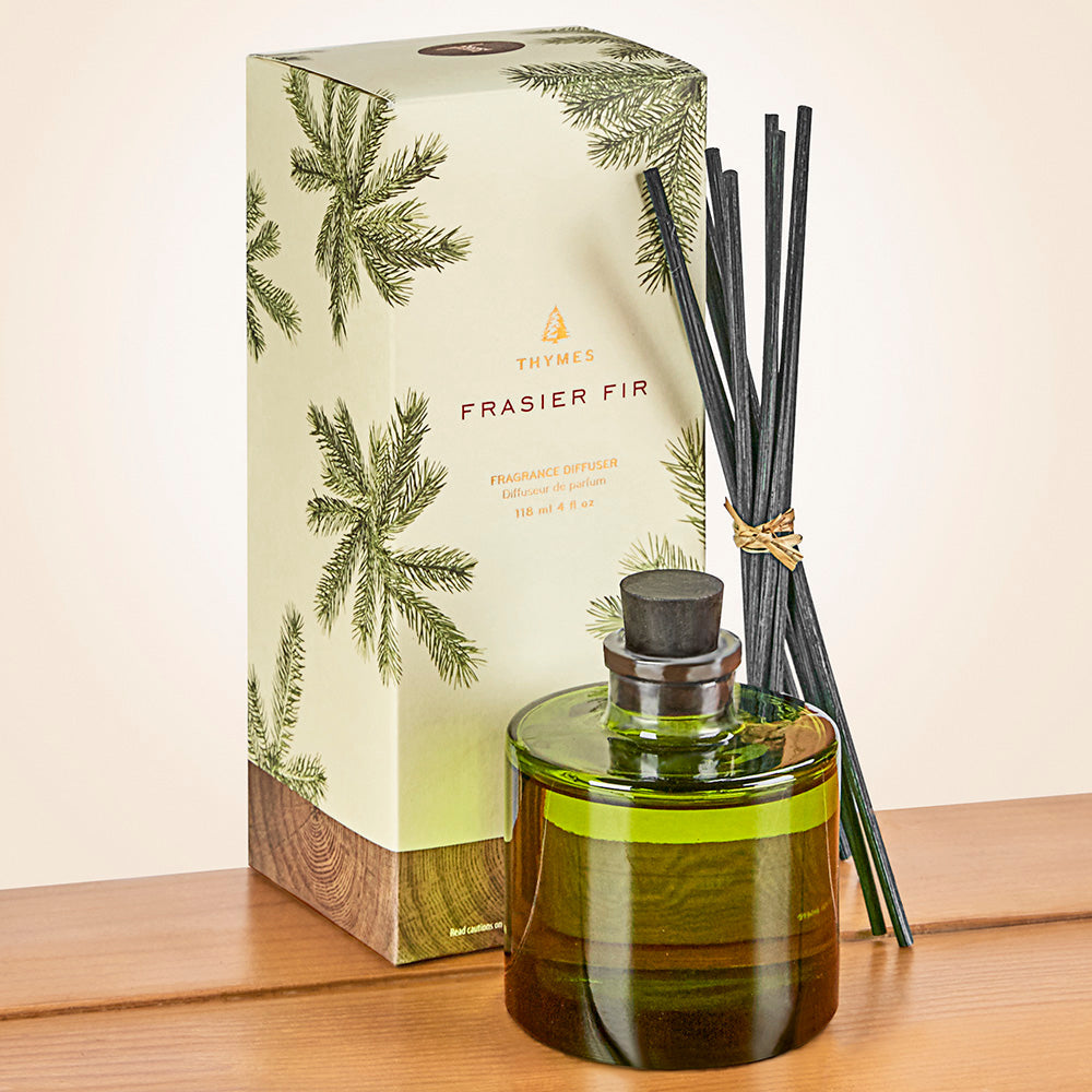 Thymes Frasier Fir Petite Scented Oil Diffuser