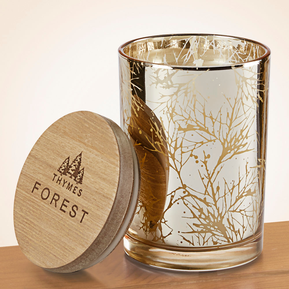 Thymes Forest Collection Scented Candle