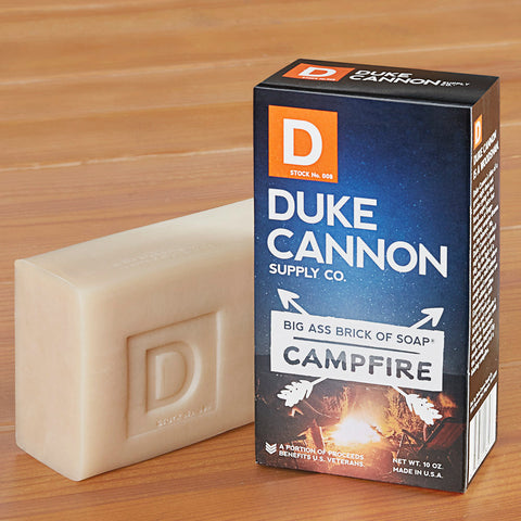 Duke Cannon Big Ass Brick of Soap, Campfire
