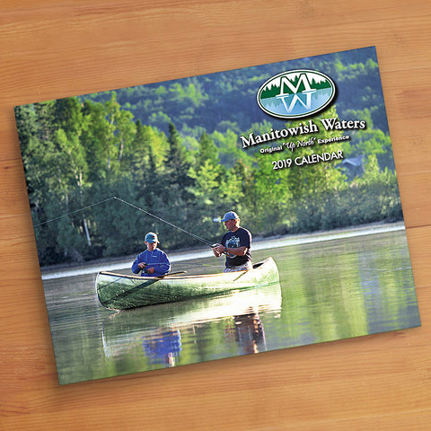2019 Manitowish Waters Calendar