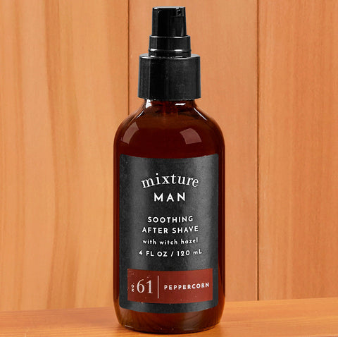 Mixture Man Soothing Aftershave with Witch Hazel