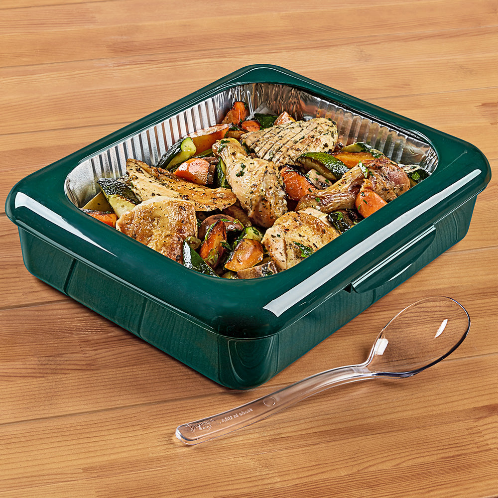 Fancy Panz Casserole Dish Holder