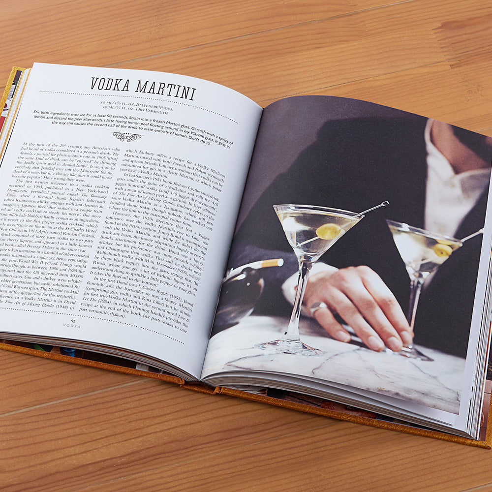 """The Curious Bartender Volume II"" by Tristan Stephenson"