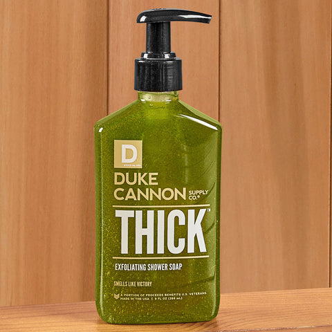Duke Cannon Exfoliating Shower Soap, Victory