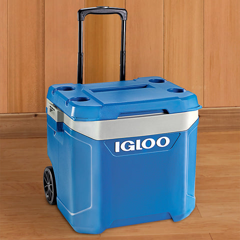 Igloo® Ice Chest - Rolling, 60 quart