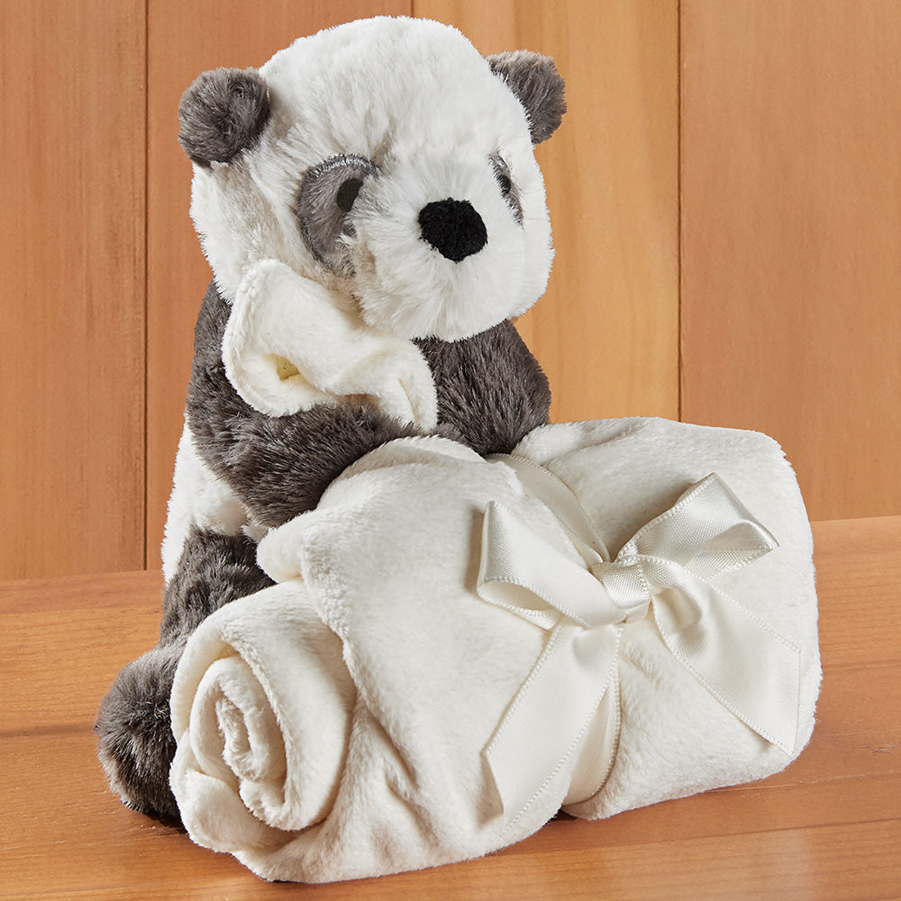Jellycat Baby Blanket, Harry Panda