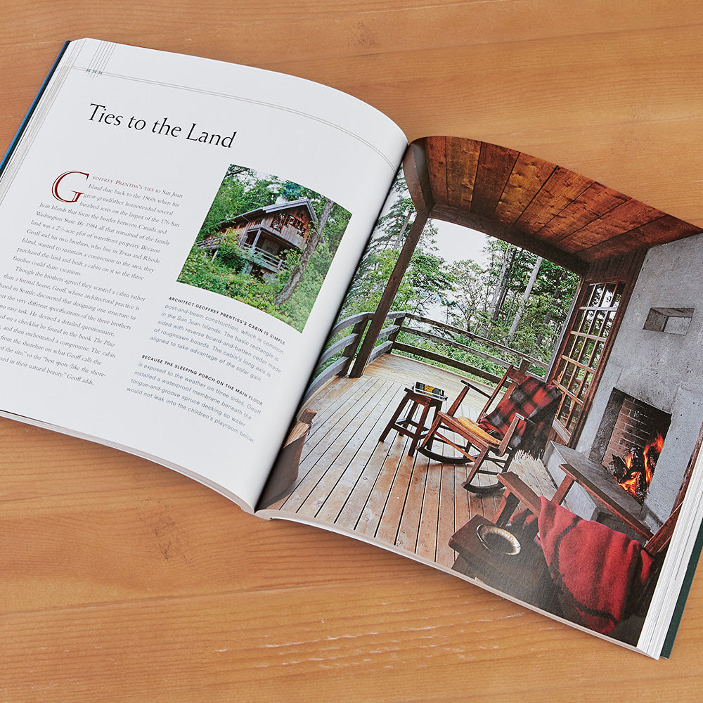"""The Cabin: Inspiration for the Classic American Getaway"" by Dale Mulfinger"