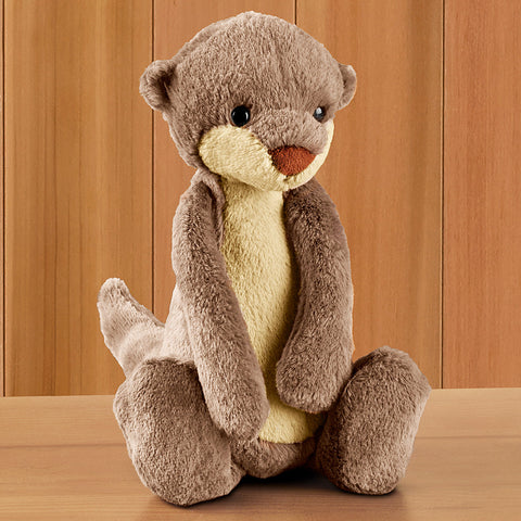 Jellycat Stuffed Animal Plush Toy, Bashful Otter