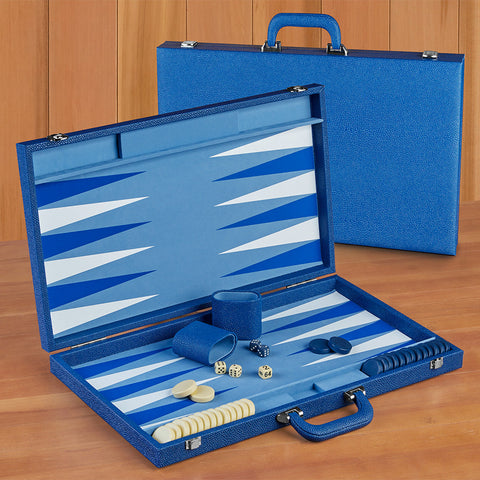 Brouk & Co Travel Backgammon Set