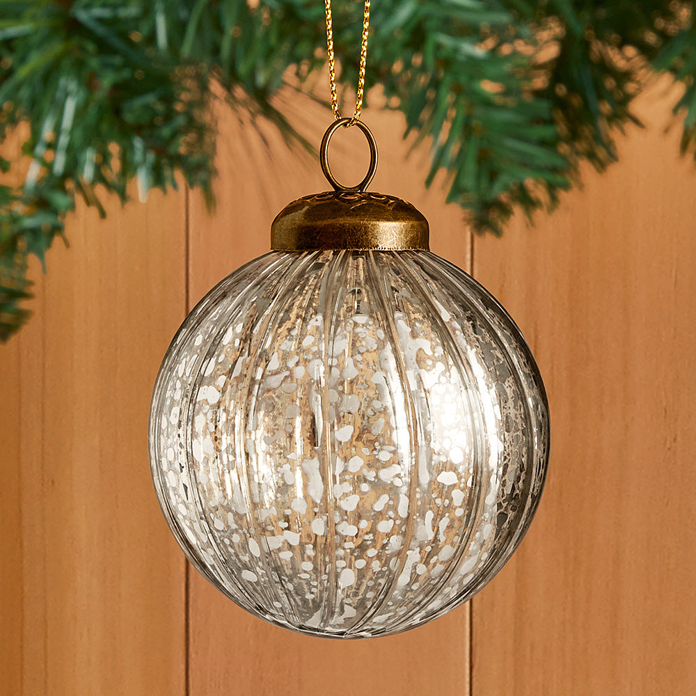 Mini Glass Ornament