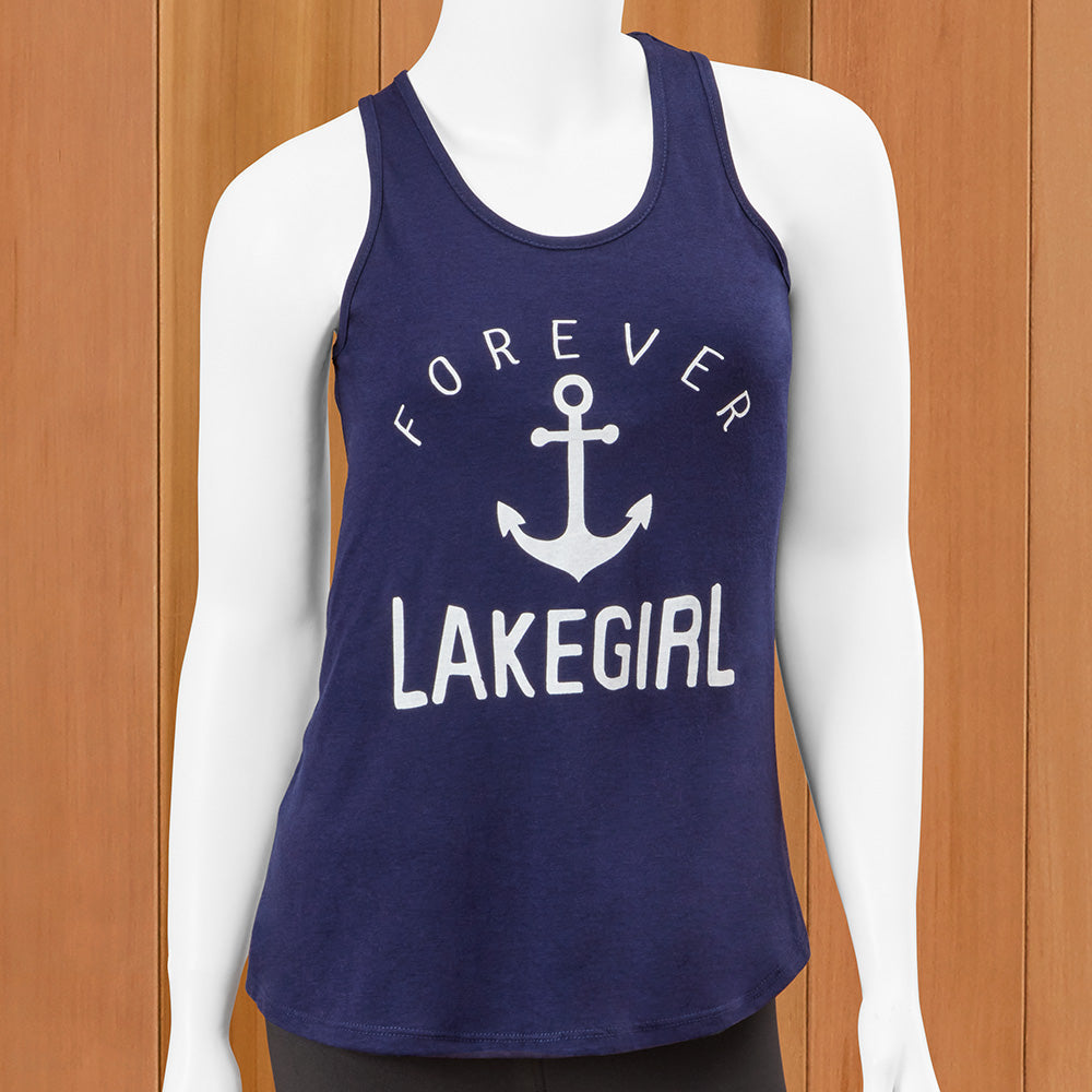 "Lakegirl Women's ""Forever"" Tank Top"
