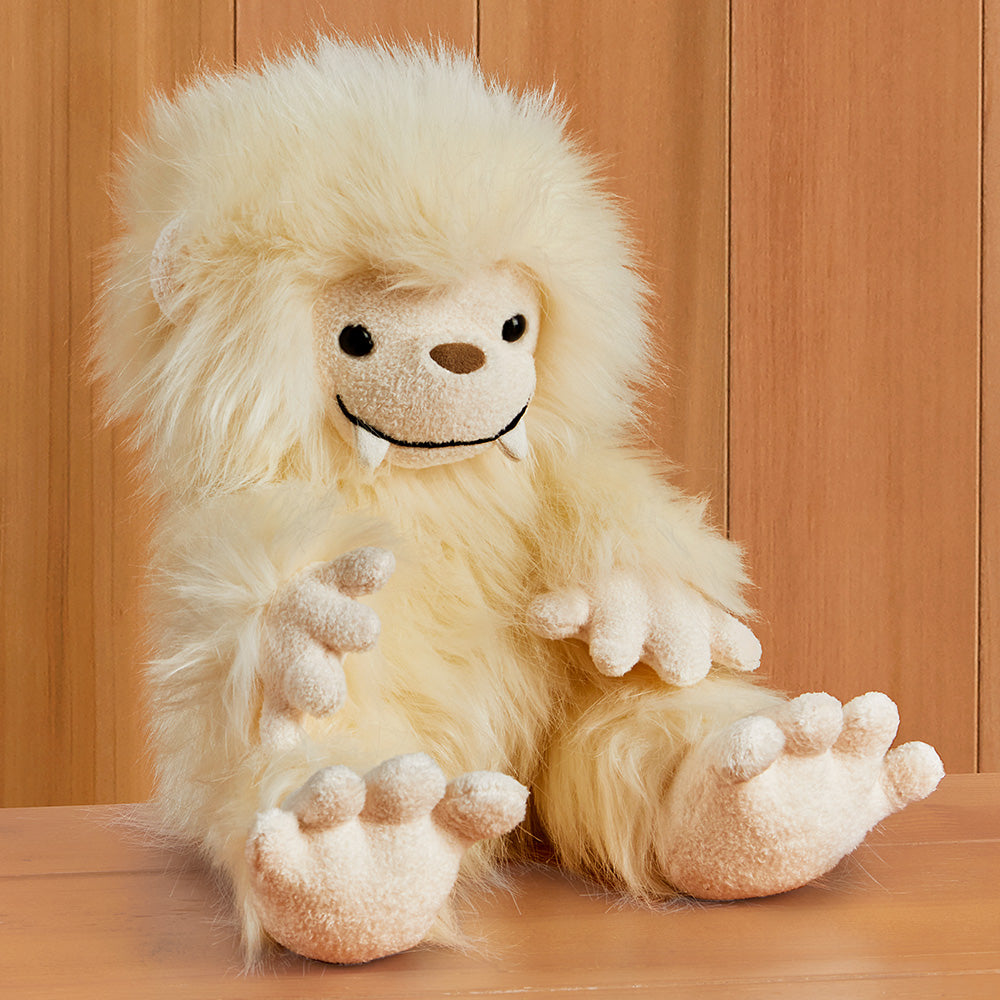 Jellycat Stuffed Animal Plush Toy, Yani Yeti