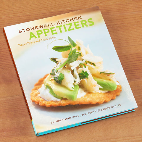 """Appetizers: Finger Foods and Small Plates"" by Stonewall Kitchen"