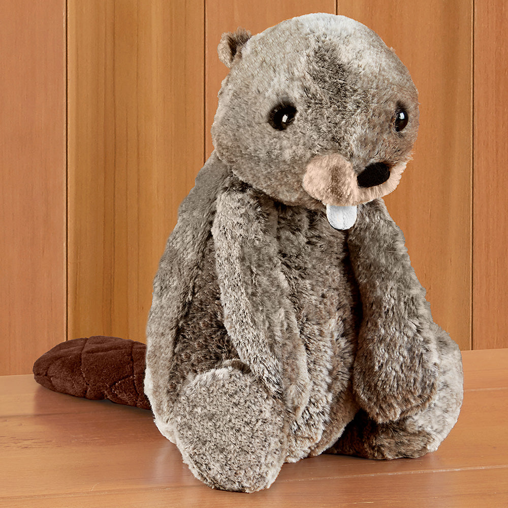 Jellycat Stuffed Animal Plush Toy, Bashful Beaver