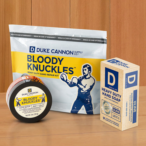 Duke Cannon Hand Repair Kit